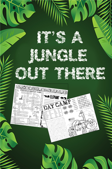 Jungle Theme — Sam Houston Area Council